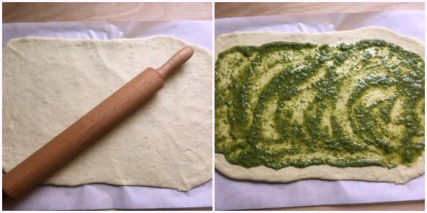 Torta rustica farcita - procedimento 1