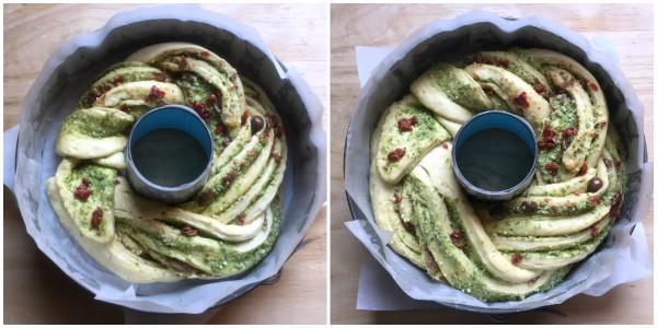 Torta rustica farcita - procedimento 4