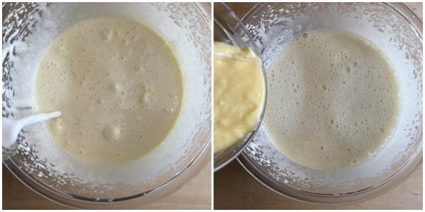 Ciambella al latte di cocco - procedimento 2