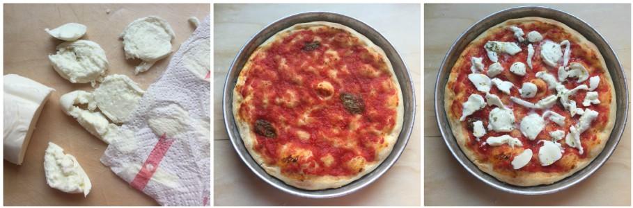 no-knead pizza - procedimento 14