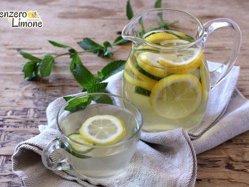 Bevanda disintossicante e drenante