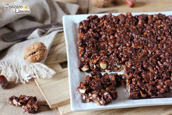 Torta mattonella al cioccolato - procedimento 4
