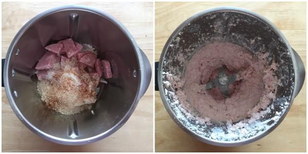 cannelloni di mortadella - procedimento 1