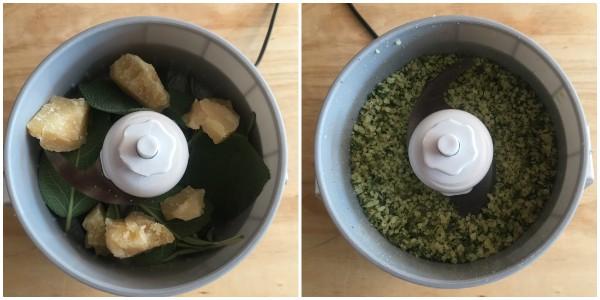Patate gratinate - procedimento 2