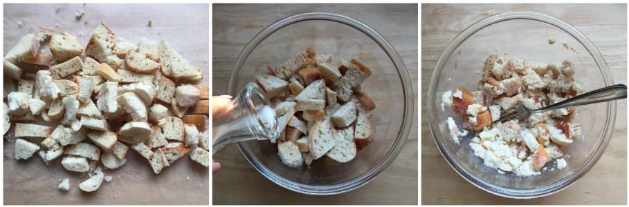 Torta di pane e cioccolato - procedimento 1