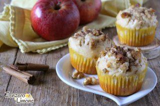 muffin alla ricotta e mele - pack