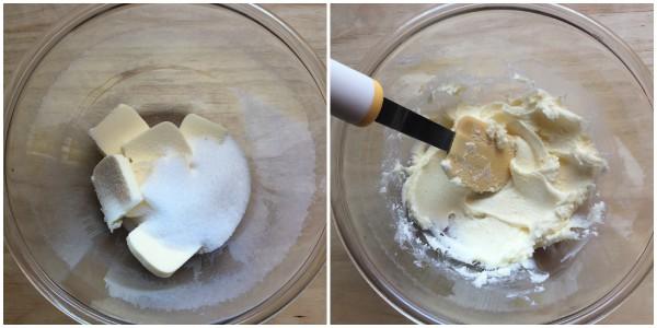 torta salame di cioccolato - procedimento 1