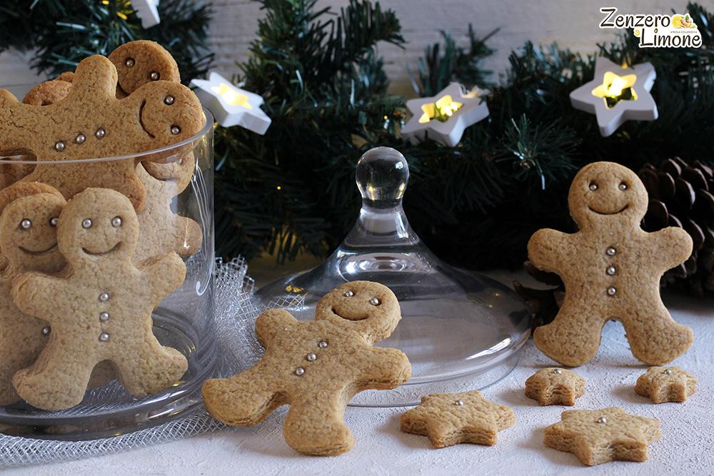 gingerbread pan di zenzero