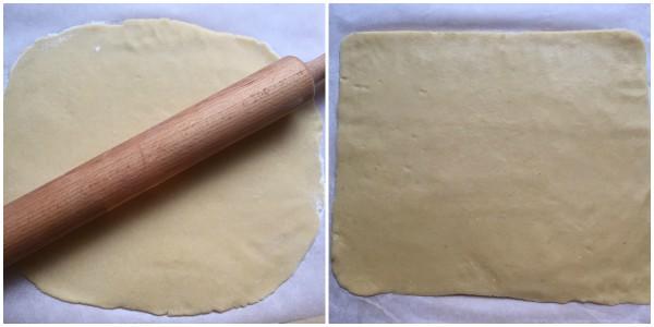 Biscotti alle mandorle e pinoli - procedimento 2