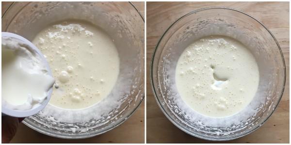 Mini plumcake allo yogurt - procedimento 2