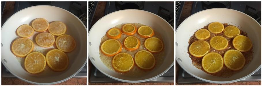 arance caramellate - procedimento 2