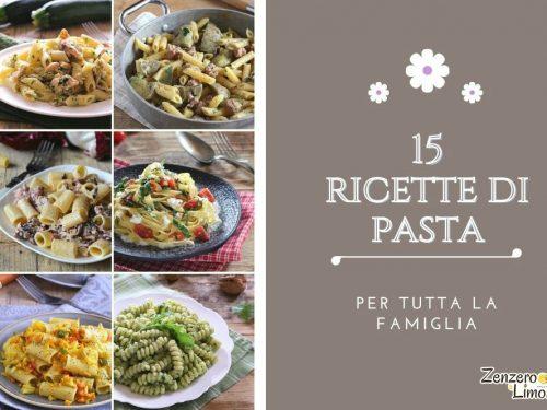 Ricette di pasta