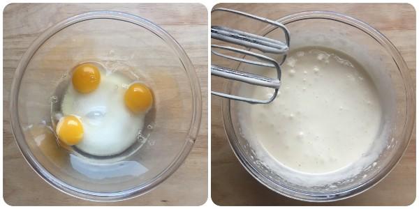 Dolcetti allo yogurt - procedimento 1