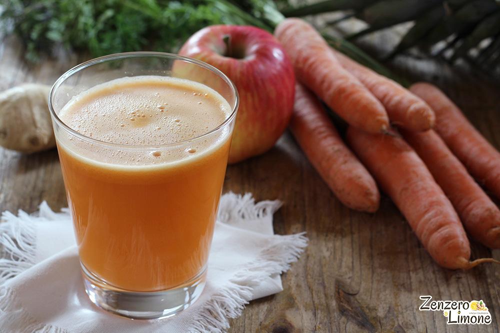 Centrifugato antiossidante