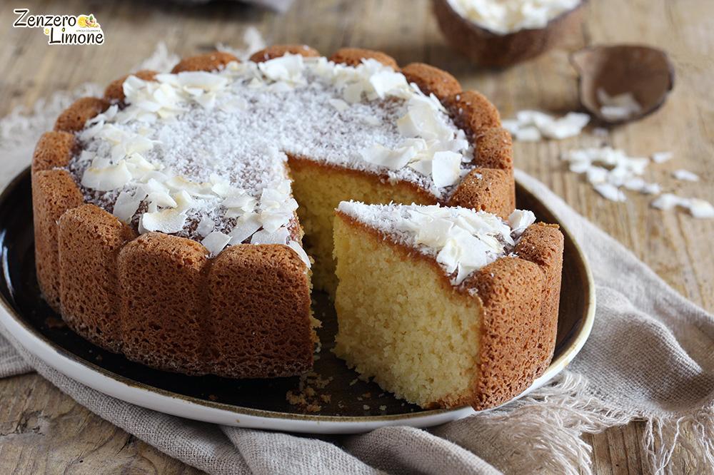 torta Nunzia - fetta
