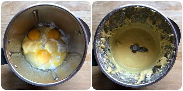 Crostata morbida e veloce - procedimento 1