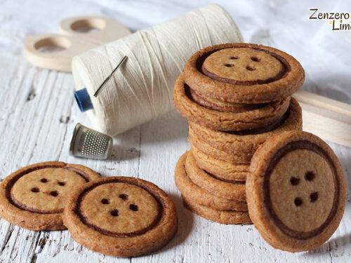 Biscotti bottone