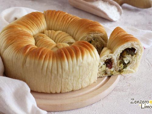 Pane gomitolo di lana