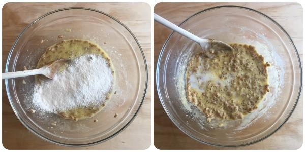 torta di farro - procedimento 2