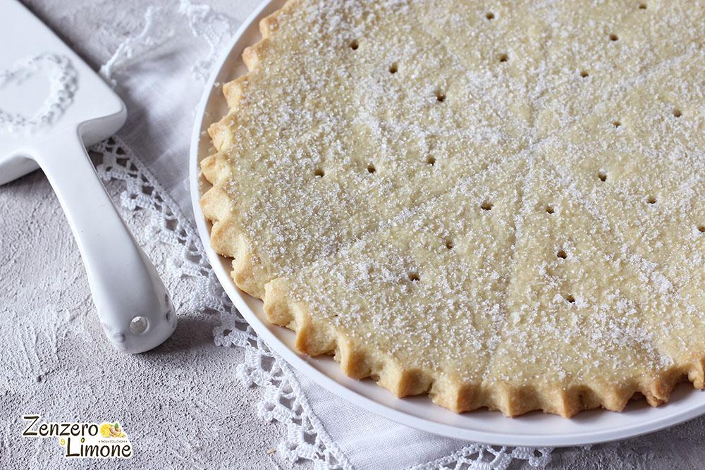 shortbread cake - dettaglio