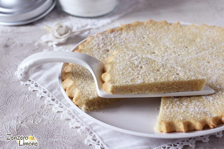 shortbread cake - fetta