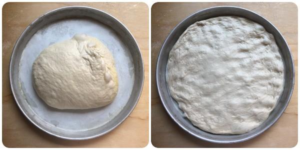 Non la solita pizza - procedimento 1