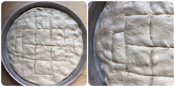 Non la solita pizza - procedimento 2