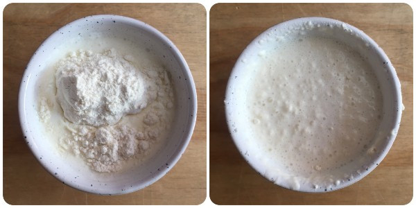 Torta salata con scarola - procedimento 2