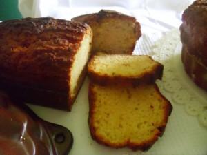 torta nello stampo del plumcake