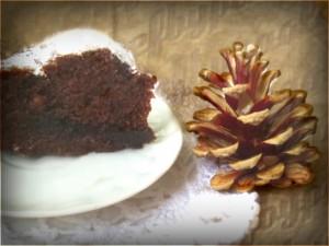 torta al cacao semplice