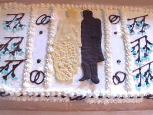 torta nuziale