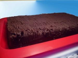 torta al cioccolato per il ventunesimo di Carlo