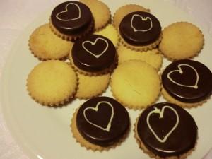 i biscotti di san Valentino