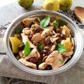 Pollo al limone con capperi e taggiasche - orizzontale 2