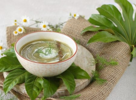Vellutata di finocchi con yogurt e liquirizia – #souping time