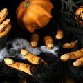 Dita di strega a dieta ricetta per Halloween