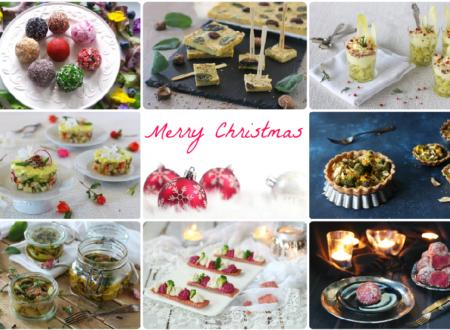 Antipasti sfiziosi per Natale e Capodanno