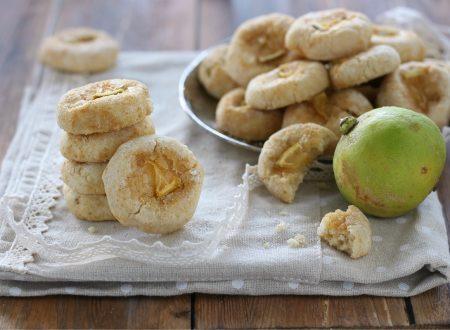 Biscotti morbidi al bergamotto fresco