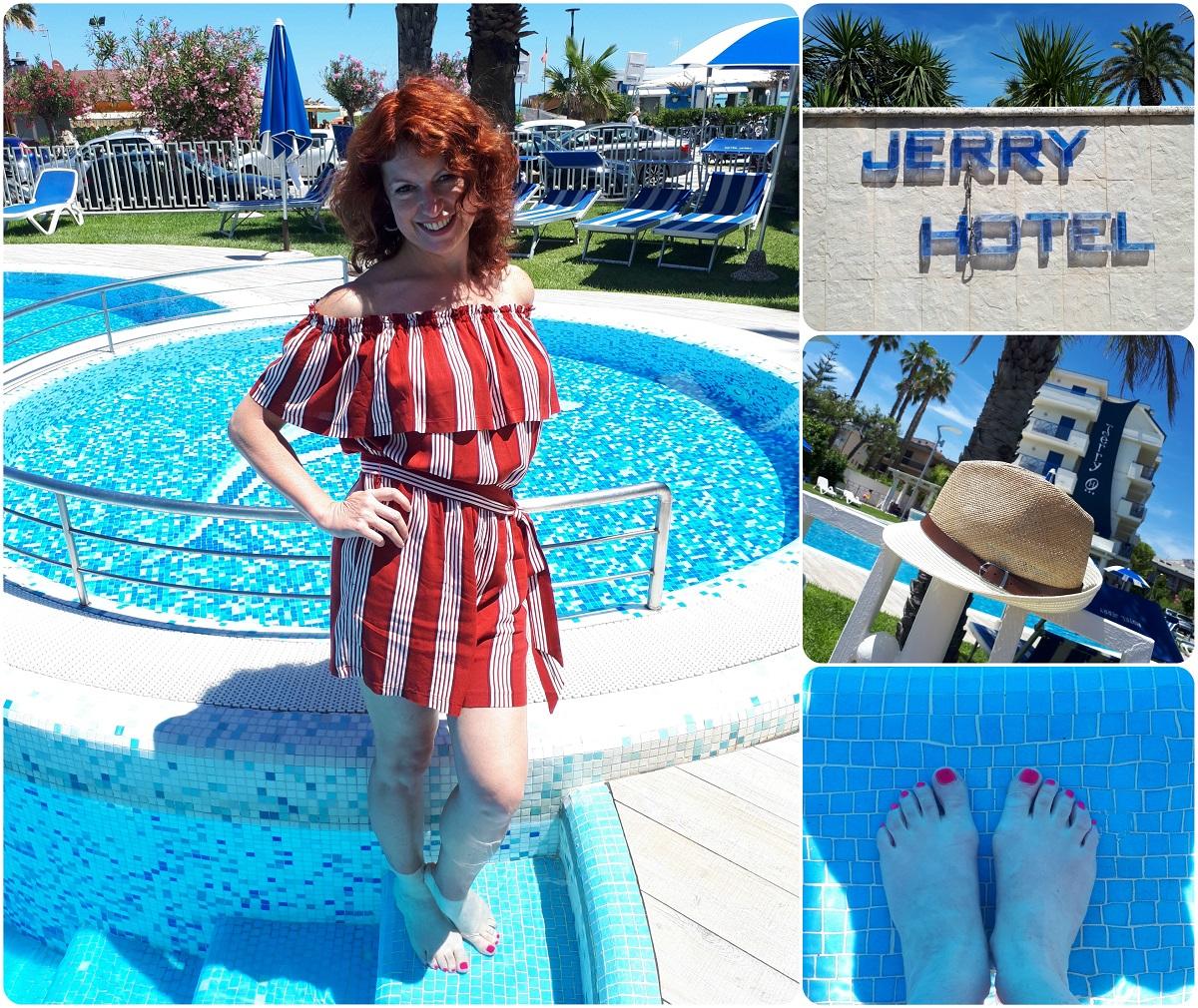 Blogtour nel Piceno a Grottammare Hotel Jerry