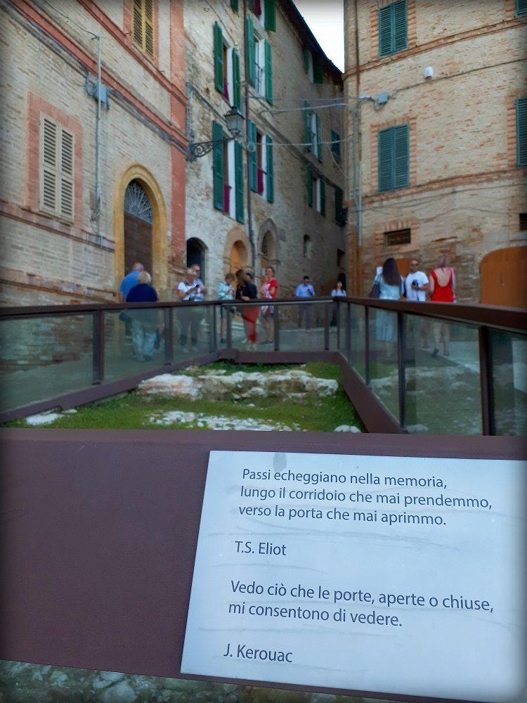 Blogtour nel Piceno a Grottammare Alta Eliot