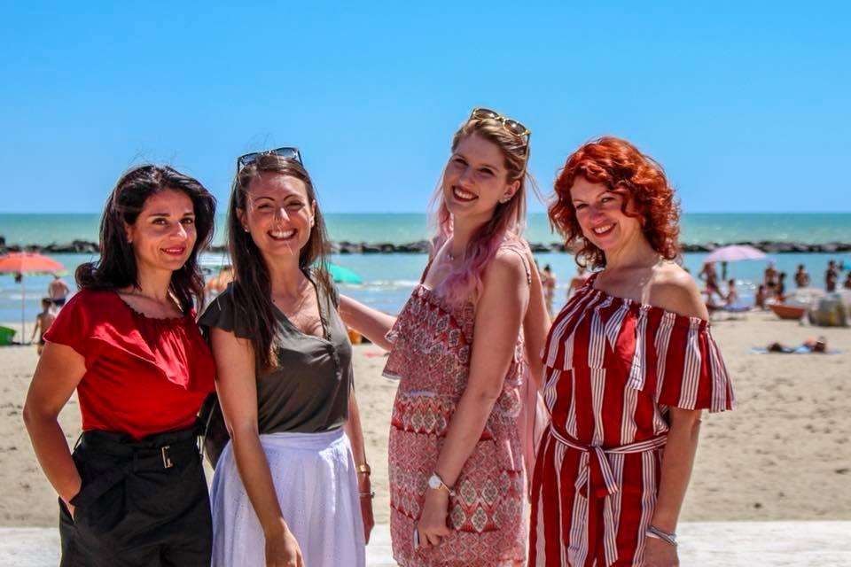 Blogtour nel Piceno a Grottammare e Cuora Marittima blogger