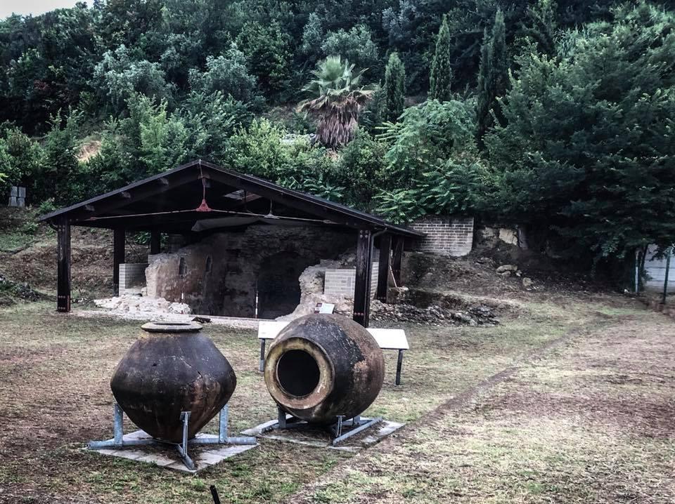 Blogtour nel Piceno a Grottammare e Cupra Marittima villa romana