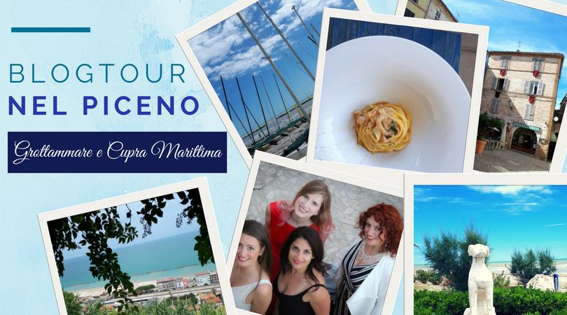 Blogtour nel Piceno a Grottammare e Cupra Marittima