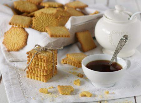 Biscotti solo tuorli senza lattosio pronti in 20 minuti