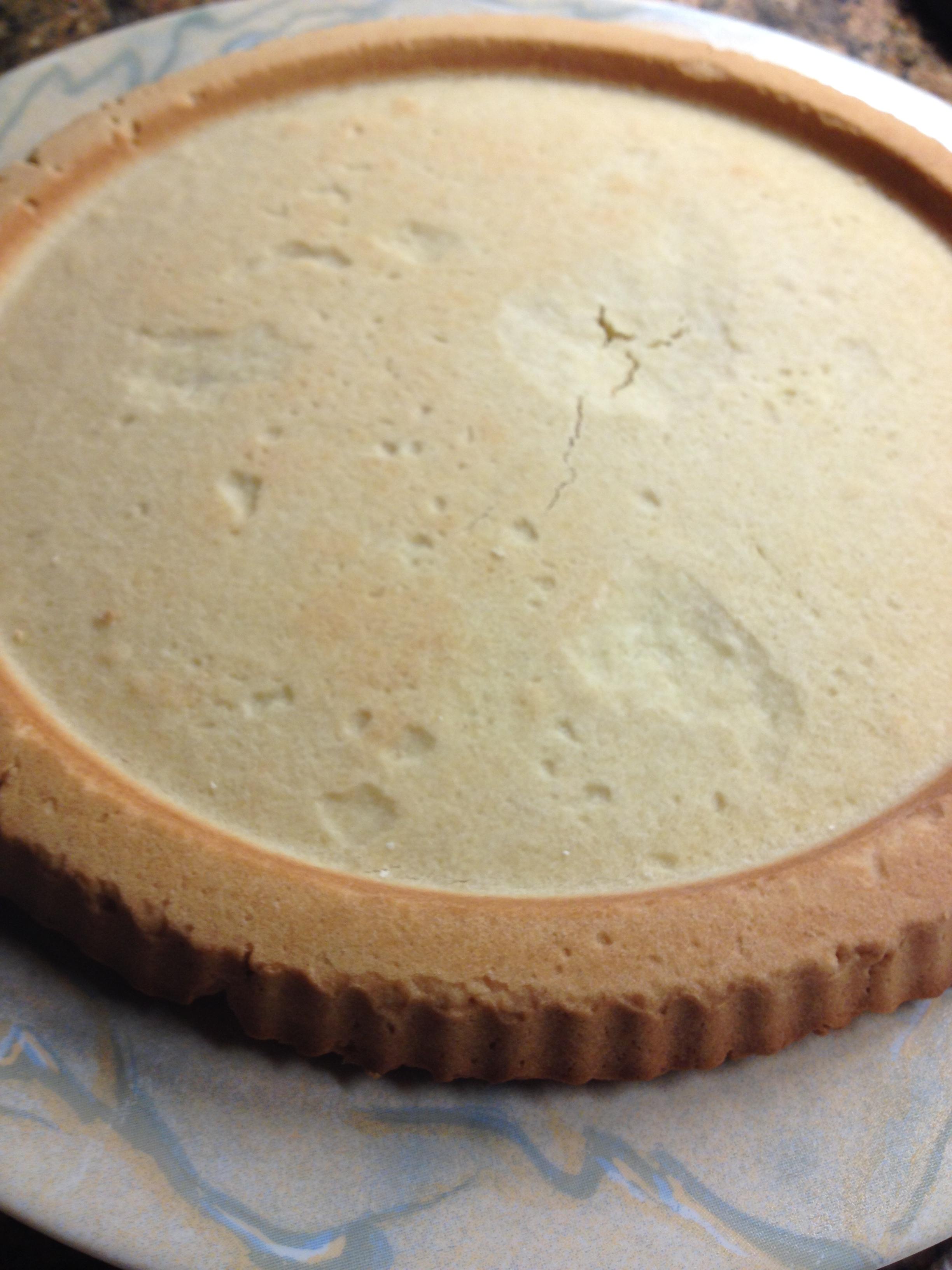 guscio in bianco per crostata