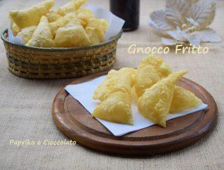 Gnocco fritto ricetta delle sorelle Simili