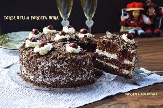Torta della Foresta Nera – Schwarzwälder Kirschtorte