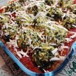 Malfatti di spinaci e ricotta