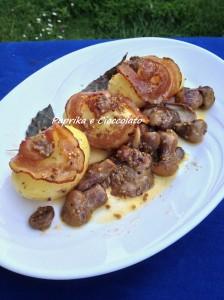 Rotolini di Patate ai Porcini