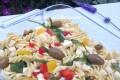 Fusilli in insalata